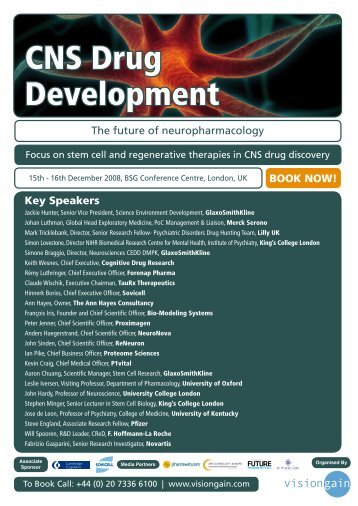 London UK. December 15-16, 2008 - Bio-Modeling Systems
