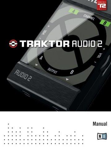 Traktor Audio 2 Manual English - UniqueSquared