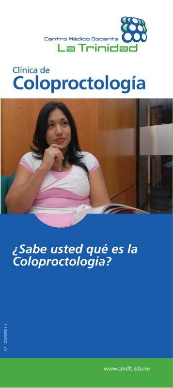 Clinica de Coloproctología