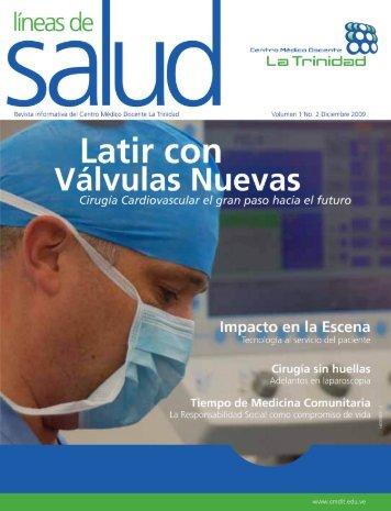 en Hospitalización - Centro Médico Docente La Trinidad