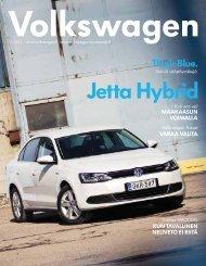 Jetta Hybrid - Volkswagen