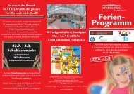 Der Flyer zum Download (PDF) - Strelapark