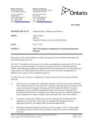 2012-13 Enrolment Confirmation for Financial Statement Purposes