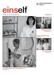 Edith Brönnimann - Universitätsspital Basel