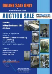 Valuers & Auctioneers - Meat Trade News Daily