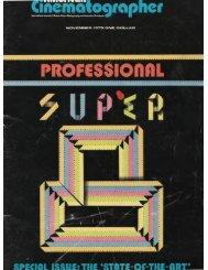 Professional Super 8 - Desktop Video Group