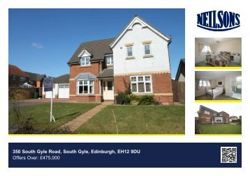 350 South Gyle Road, South Gyle, Edinburgh, EH12 9DU Offers ...