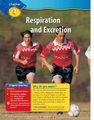Respiration and Excretion - McGraw-Hill Higher Education