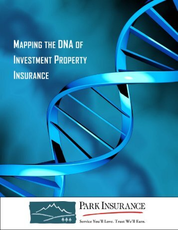MAPPING THE DNA OF INVESTMENT PROPERTY ... - Park Insurance