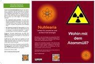 Flyer herunterladen - Nuklearia