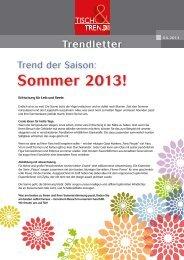 Jetzt durchblättern - Tisch & Trend