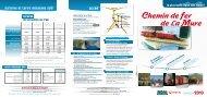 accès - Veolia - Transports Trains Touristiques