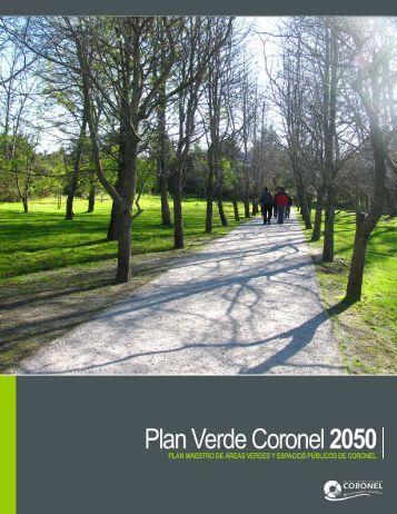 plan verde coronel 2050 - Ilustre Municipalidad de Coronel