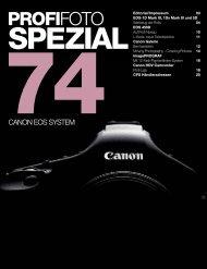 74CANON SPEZIAL - Profifoto