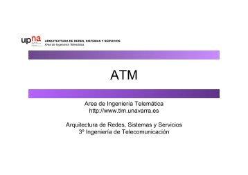 ATM - Telemática