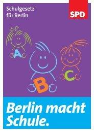 Schulgesetz 2011 [ PDF, ca.25,4 kB ] - SPD Lichtenberg