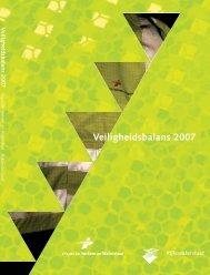 Veiligheidsbalans 2007 - Inspectie Leefomgeving en Transport