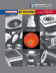 Products for Industry & Laboratory - Dynalab Corp.