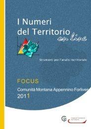 Comunità Montana Appennino Forlivese - Camera di Commercio di ...