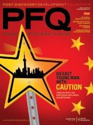 PFQ, Volume 12, Number 5, October/November 2010 - Novozymes ...