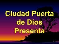 El Don del Espíritu. - rafyjimenez.org