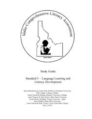 ICLA Study Guide - LCSC Education Division - Lewis-Clark State ...