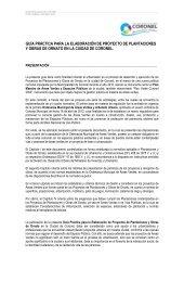 Guia Practica Plantaciones y Obras de Ornato en Coronel - Ilustre ...