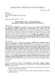 Leggi proposta di zione - Roberto Bombarda