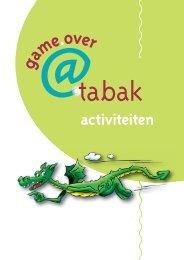 Gameover@tabak | Activiteiten