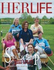 aratoga - HER LIFE Magazine