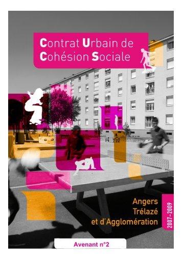Avenant n°2 - Angers Loire Métropole