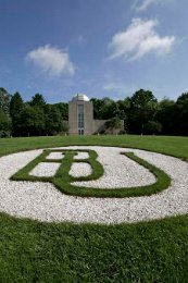 Trustees, Faculty and Administration - Butler University