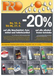 Alles-in-1 tabs - Pro Kaufland