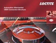 Automotive Aftermarket OEM Connection Brochure - Loctite.ph