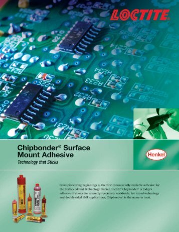 Chipbonder® Surface - Loctite.ph