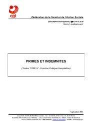 primes et indemnités dans la FPH - Emploipublic.fr
