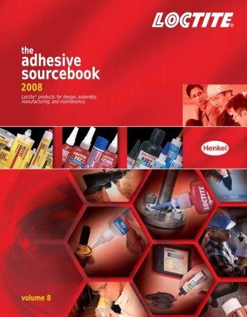 adhesive sourcebook