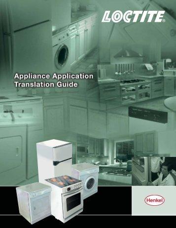 LT-4255 Appliance Brochure - Loctite.ph