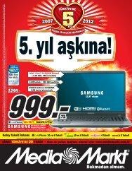 2007 2012 1299,-TL - Media Markt