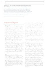 Gruppenbericht Regionen - Annual Report 2012