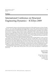 International Conference on Structural Engineering ... - Donna Geczi