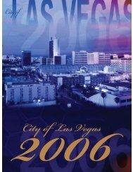 2006 Employee Yearbook - City of Las Vegas