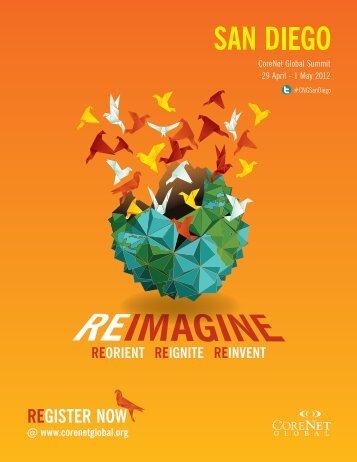Summit Brochure (PDF) - CoreNet Global