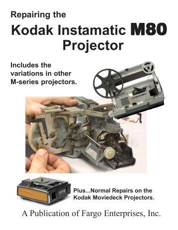 service manual kodak carousel 600 600h 650 micro tools rh yumpu com Kodak Instamatic M67 Movie Projector Kodak 110 Instamatic Movie Projector