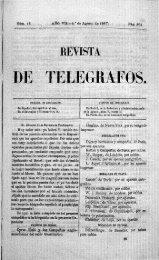 Revista de telégrafos (1867 n.015) - Archivo Digital del COIT