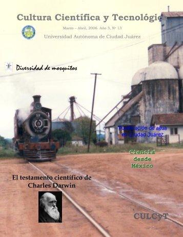 Cultura Científica y Tecnológica - Universidad Autónoma de Ciudad ...