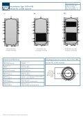 Accumulateur Type : P, PR et PR2 Version PU*, à 180º raccords - Page 2