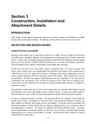 Steel Bridge Bearing Selection and Design Guide (Part 3)