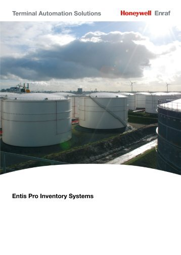 Entis Pro Inventory Systems Terminal Automation ... - Merkantile