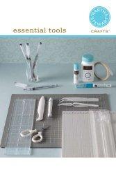 essential tools